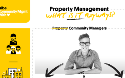 Property Management – what is it anyways? [+Infographic]
