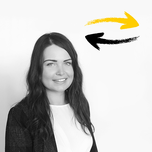Eilidh Shaw - Transition Coordinator - Tribe Management